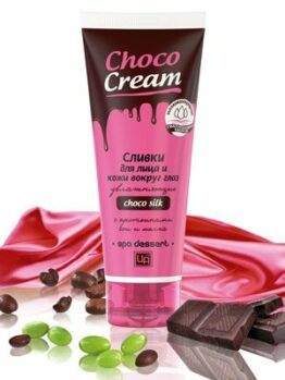 Сливки для лица и кожи вокруг глаз «Choco Cream»