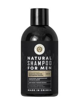 Натуральный шампунь «Укрепляющий»