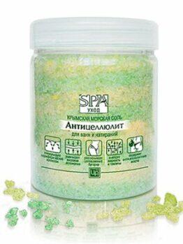 Крымская морская соль «SPA» - Антицеллюлит