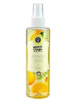 Душистая вода «Апельсин с экстрактом лимонника»