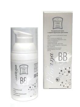BB-cream натуральный с корректирующим действием